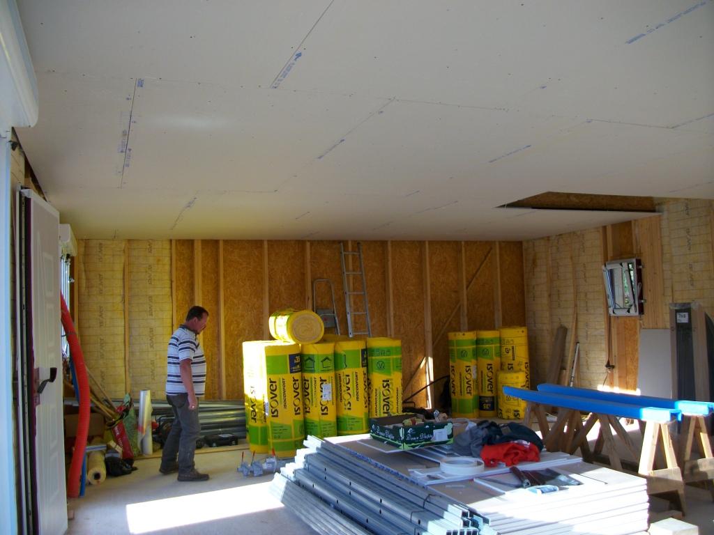 travaux d int rieur notre petite maison dans la prairie. Black Bedroom Furniture Sets. Home Design Ideas